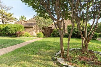 Dallas Single Family Home For Sale: 12137 Cross Creek Drive