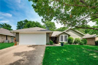 Rockwall Single Family Home For Sale: 1016 N Fannin Street