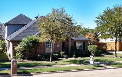 Allen Single Family Home For Sale: 1302 Heather Brook Drive