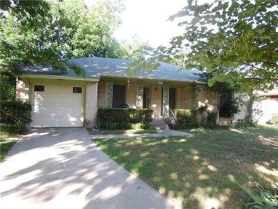 Dallas Single Family Home For Sale: 2816 E Atoll Drive