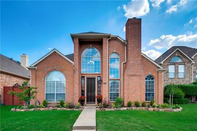 Carrollton Single Family Home For Sale: 1824 Dew Valley Drive