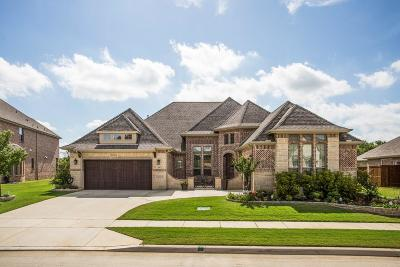 Flower Mound Single Family Home Active Option Contract: 10871 Smoky Oak Trail