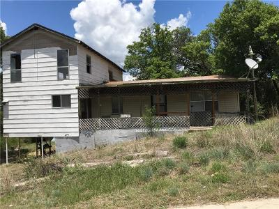 Brownwood Single Family Home For Sale: 7140 Emerald Drive