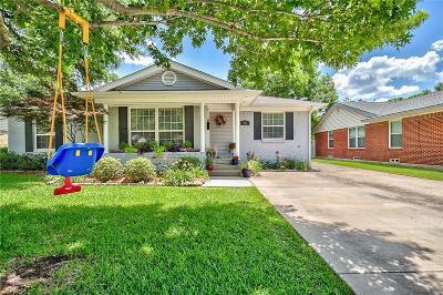 Richardson Single Family Home For Sale: 617 Lockwood Drive