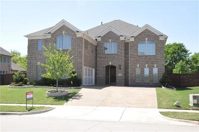 Wylie Single Family Home For Sale: 1605 Genevieve Drive