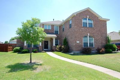 Forney Single Family Home For Sale: 2006 Sumac Drive