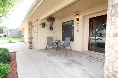 Abilene Single Family Home For Sale: 4310 Beall Boulevard