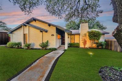 Dallas, Fort Worth Single Family Home For Sale: 9459 Arborhill Drive