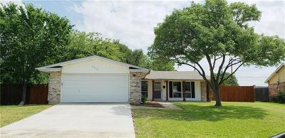 Carrollton Single Family Home For Sale: 2432 Briarwood Lane