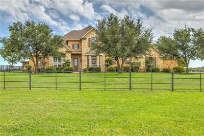 Single Family Home Active Contingent: 16000 White Settlement Road