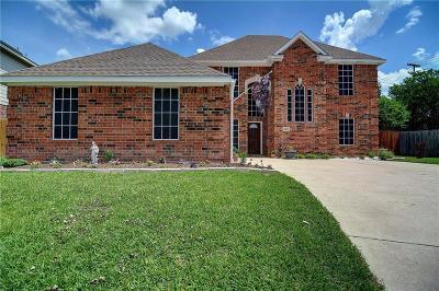 McKinney Single Family Home For Sale: 3002 Deer Trail