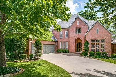 Coppell Single Family Home For Sale: 306 Hearthstone Lane