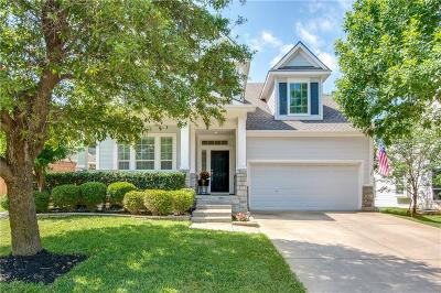 Grapevine Single Family Home Active Kick Out: 129 Fall Creek