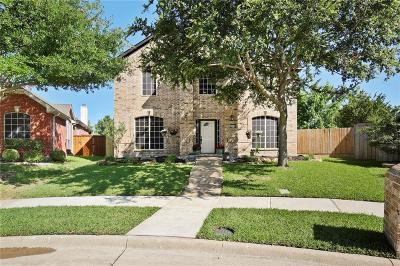 McKinney Single Family Home For Sale: 3200 Mandina Court
