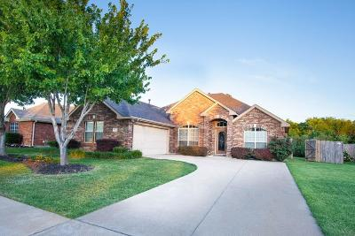 Rowlett Single Family Home For Sale: 10013 Evergreen Drive