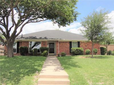 Carrollton Single Family Home For Sale: 2139 Tiburon