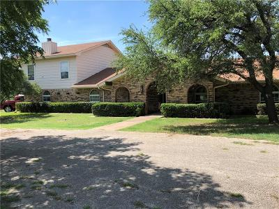 Weatherford Single Family Home For Sale: 501 Quail Run
