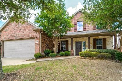 McKinney Single Family Home For Sale: 2609 Meadowview Court