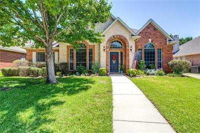 Keller Single Family Home For Sale: 609 Muirfield Road