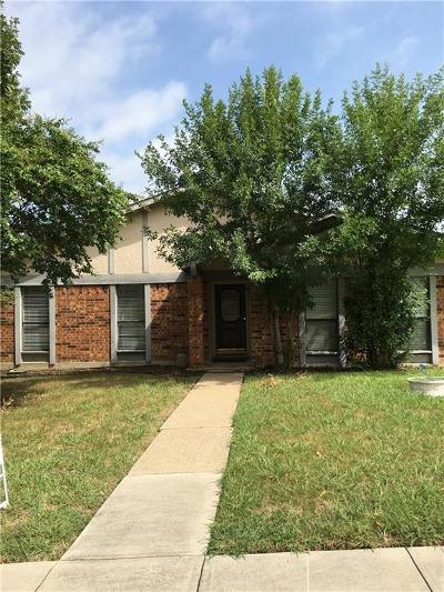 Carrollton Single Family Home For Sale: 1005 Bellflower Court