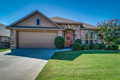 Crowley Single Family Home Active Option Contract: 720 Hutchins Drive