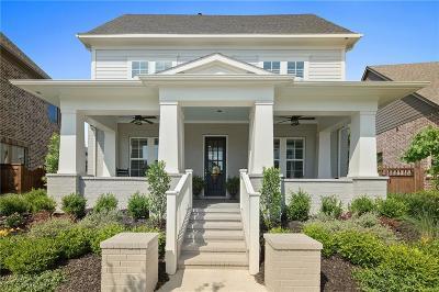 McKinney Single Family Home For Sale: 2109 Tremont Boulevard
