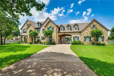 Flower Mound Single Family Home For Sale: 1705 Lockspur Court