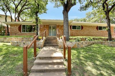 Euless Single Family Home For Sale: 1106 Driftwood Drive