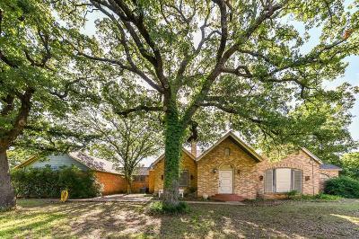 Arlington Single Family Home For Sale: 7701 Mansfield Cardinal Road