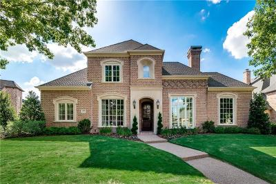Plano Single Family Home For Sale: 2805 Middle Gate Lane