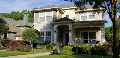 McKinney Single Family Home Active Contingent: 1413 Constitution Drive