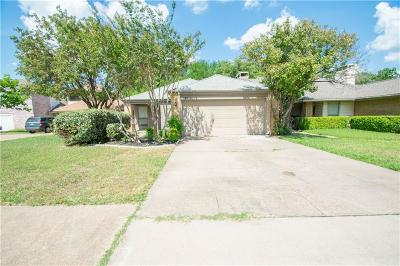 Garland Single Family Home For Sale: 527 Trailcrest Drive