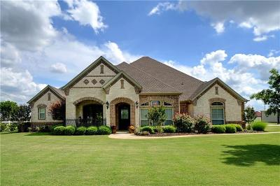 Haslet Single Family Home For Sale: 1801 Willow Springs Court