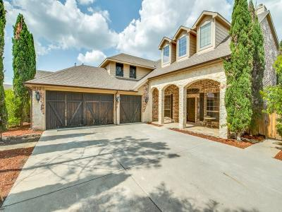 McKinney Single Family Home For Sale: 8704 Twin Oaks Drive