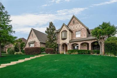 Flower Mound Single Family Home Active Option Contract: 2317 Mockingbird Lane