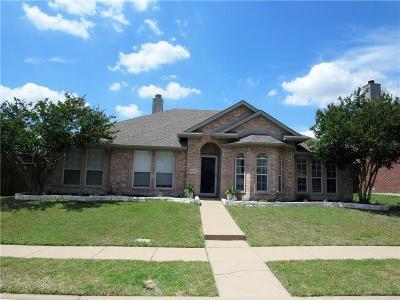 McKinney Single Family Home For Sale: 4812 Basil Drive
