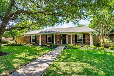 Richardson Single Family Home For Sale: 2008 Plymouth Rock Drive