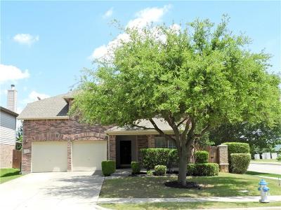 McKinney Single Family Home For Sale: 2209 Martina Drive