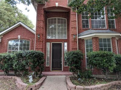 Plano Single Family Home For Sale: 3721 Skyline Drive