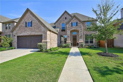 McKinney Single Family Home For Sale: 6513 Camelback Drive