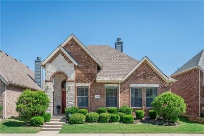 Allen Single Family Home Active Contingent: 1316 Snowberry Drive