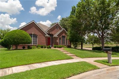Irving Single Family Home For Sale: 10319 Donley Drive