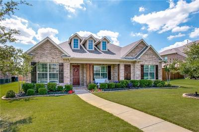 Frisco Single Family Home For Sale: 12421 Herrington Drive