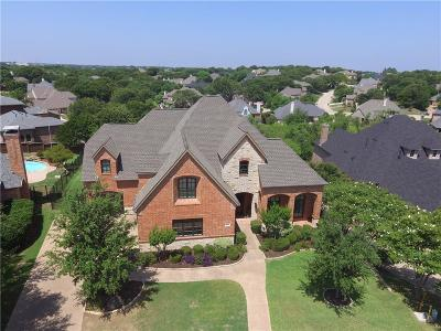 Highland Village Single Family Home For Sale: 707 Winding Bend Circle