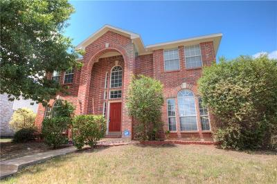 Lewisville TX Single Family Home For Sale: $299,500