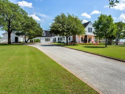 Fort Worth Single Family Home For Sale: 6120 Ten Mile Bridge Road