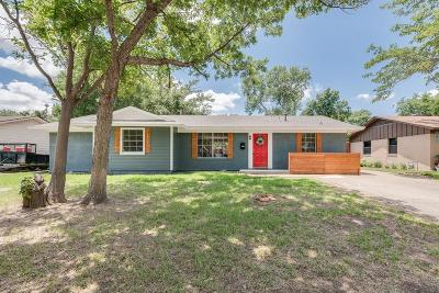 Lewisville Single Family Home For Sale: 1025 Greenwood Lane