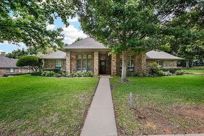Bedford Single Family Home Active Option Contract: 3709 Ashbury Lane