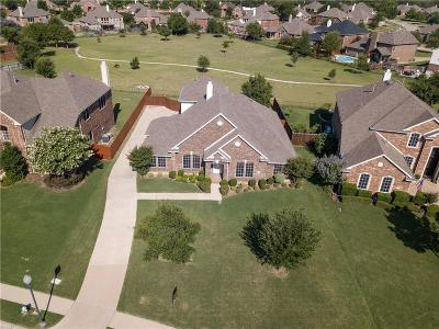 Keller Single Family Home Active Option Contract: 1425 Chase Oaks Drive