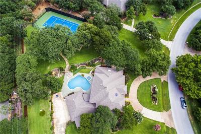 Southlake, Westlake, Trophy Club Single Family Home For Sale: 1364 Lakeview Drive